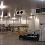 Câmara para armazenamento frigorificado